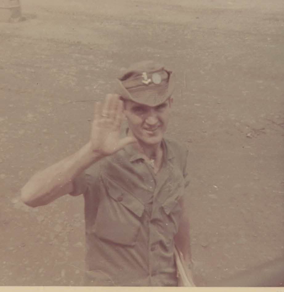 CPL Bill Maher (dec 2020) who was the transport CPL in 1 FD SQN in 1969.  He was a member of HQ Troop of which I was TP SGT.