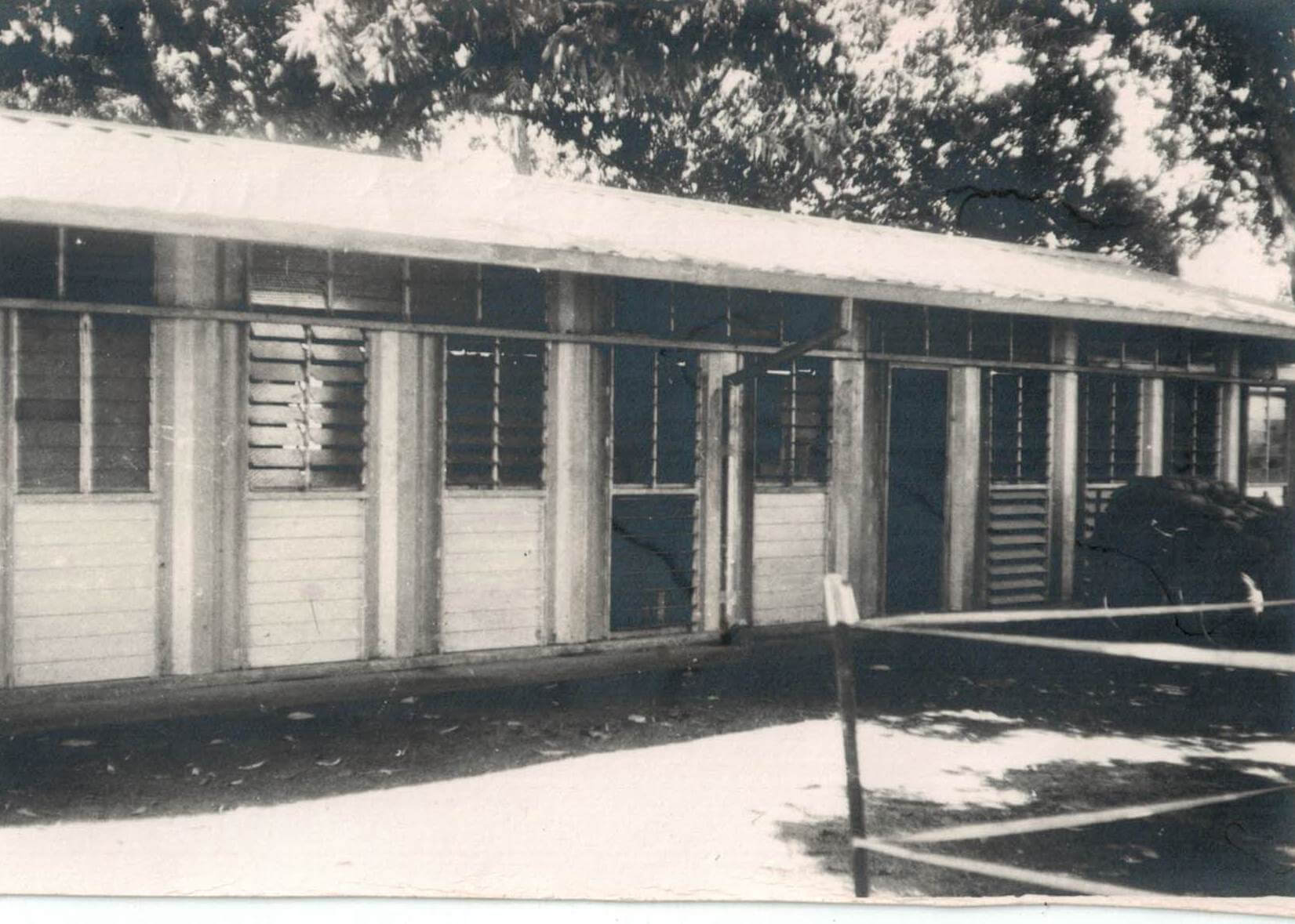 HQ building of 1 FD SQN GP circa 1969.
